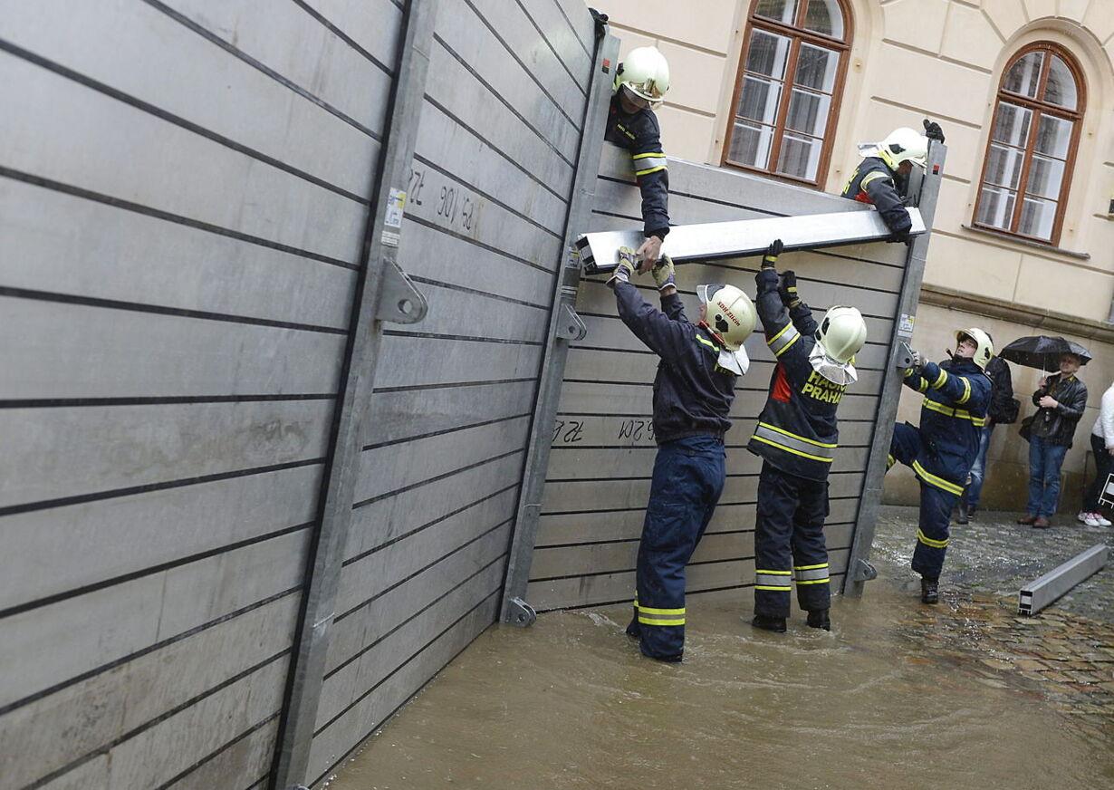 CZECH REPUBLIC FLOOD