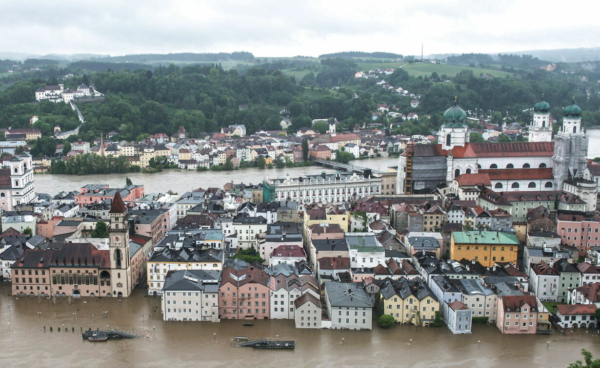 GERMANY WEATHER FLOODING