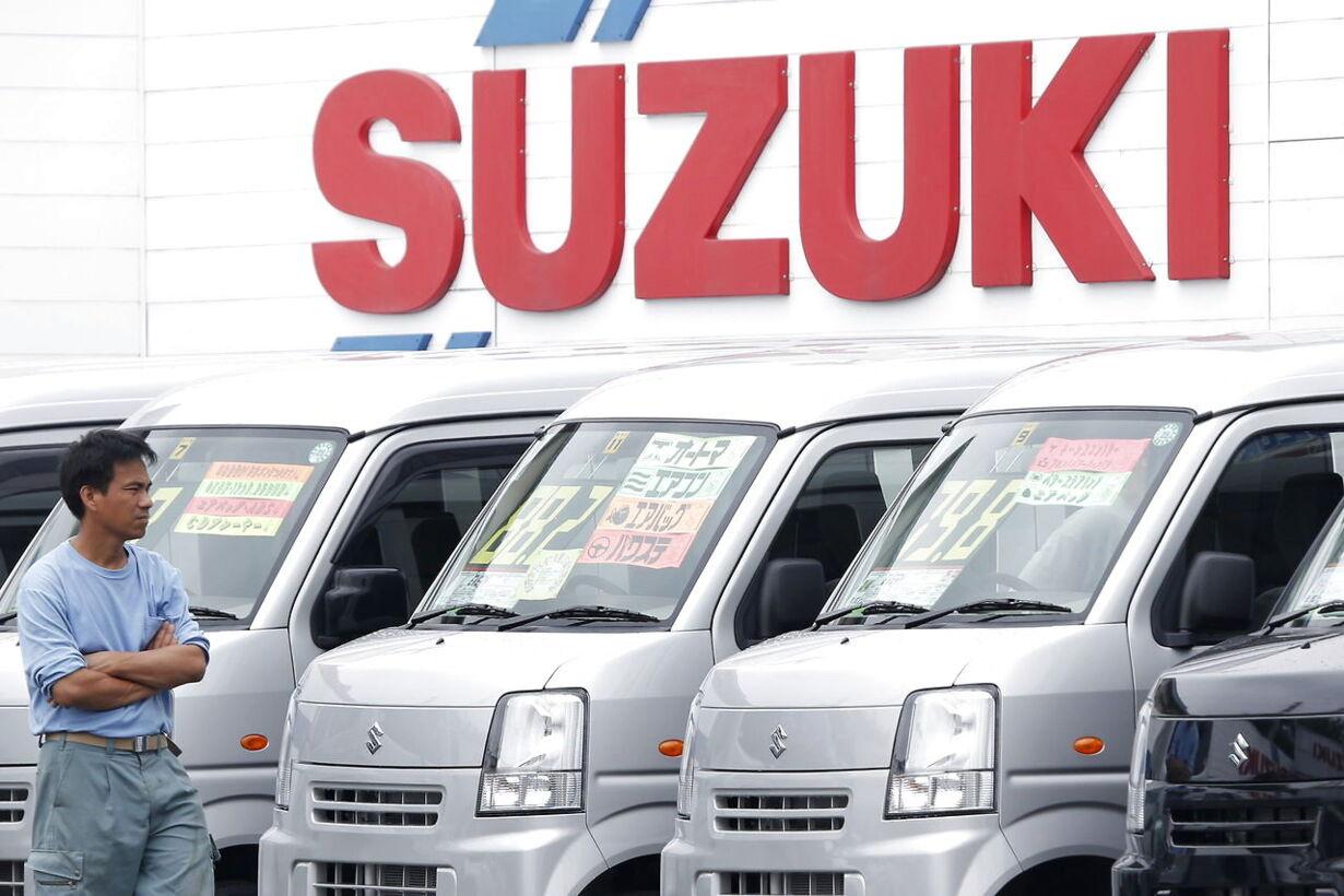 JAPAN SUZUKI Q1 EARNINGS