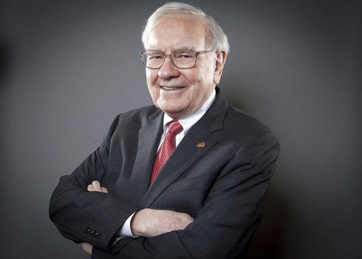 4 - Warren Buffet