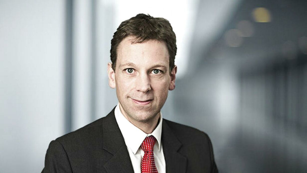 Jakob Stausholm PR-foto