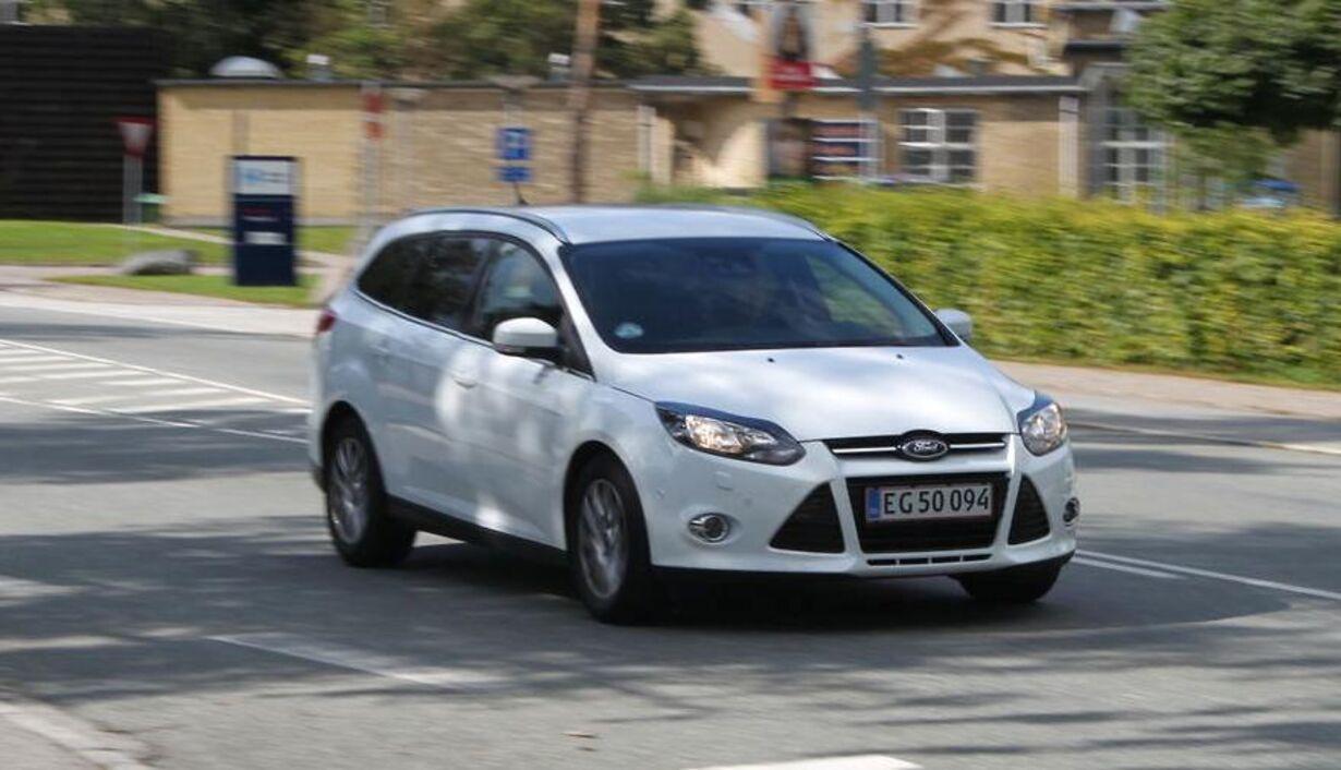 1. Ford Focus: en miljon bilar