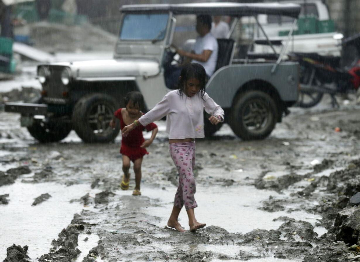 PHILIPPINES TYPHOON MATMO