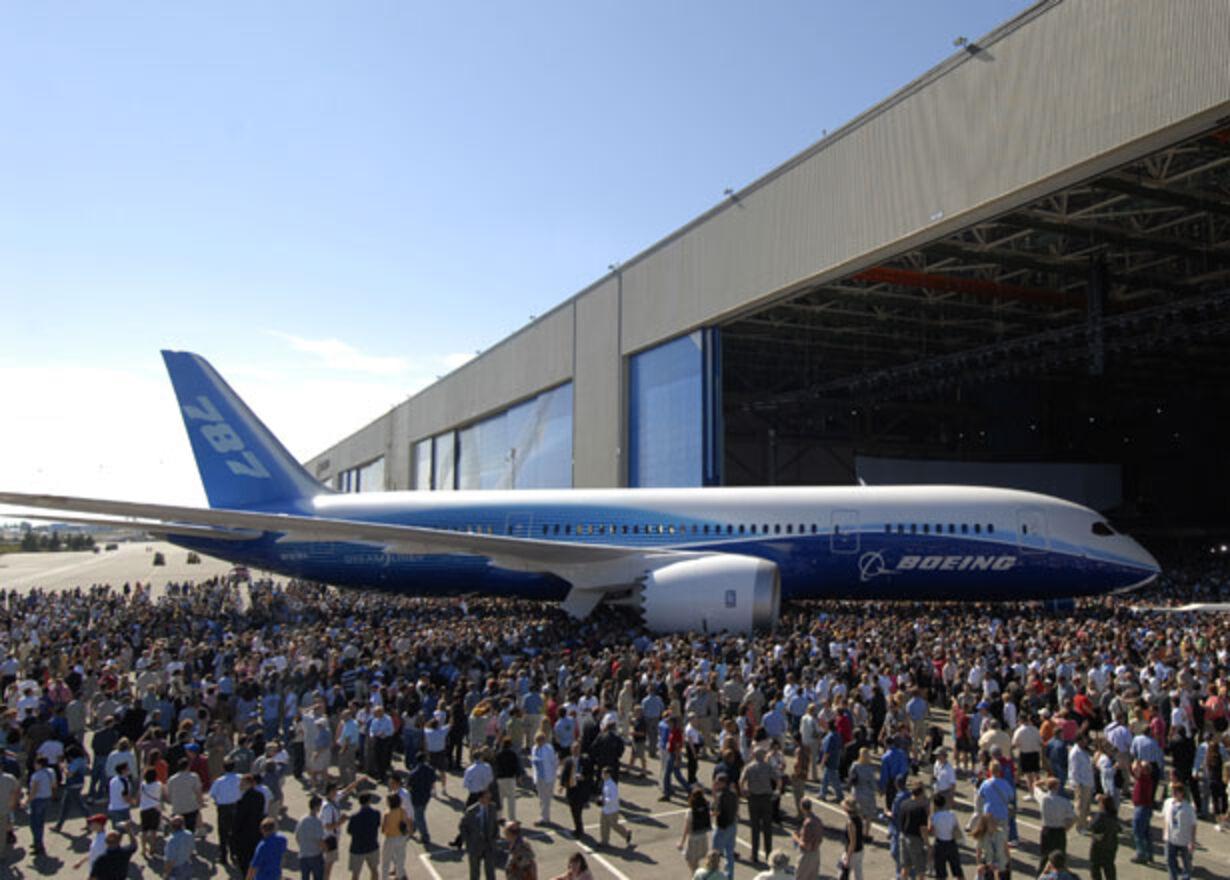 Boeings nye grønne fly - 2