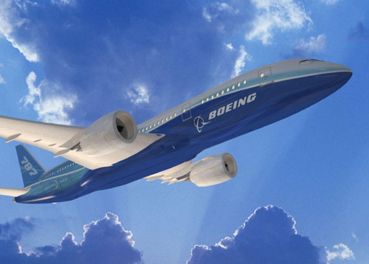 Boeings nye grønne fly - 11