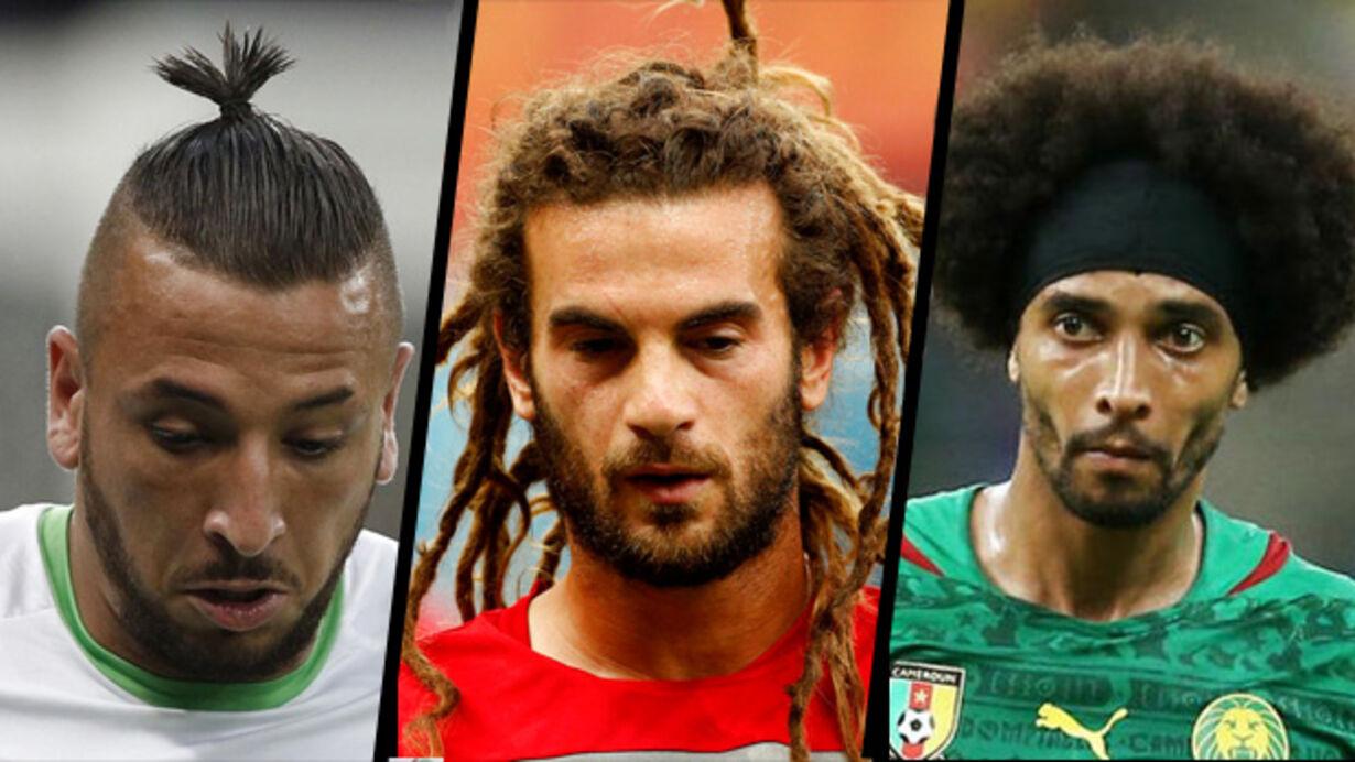 fodbold hår