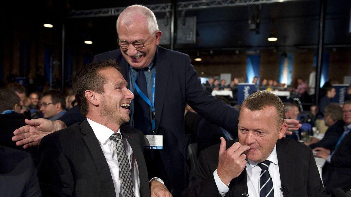 Venstres landsmøde 2014.