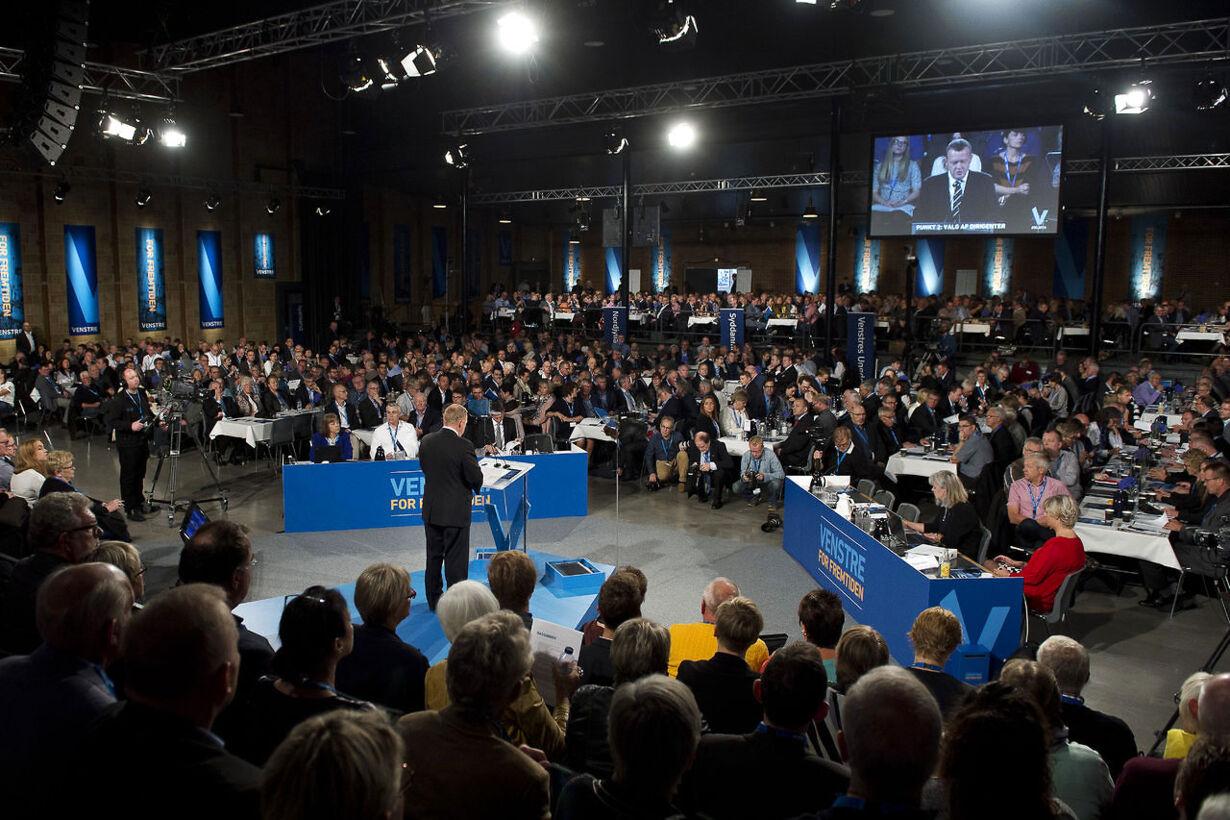 Lars Løkke Rasmussen tale