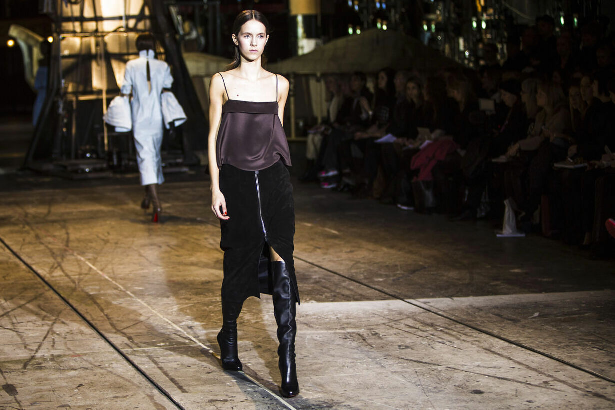 Modeshow fra Mark Kenly Domino Tan