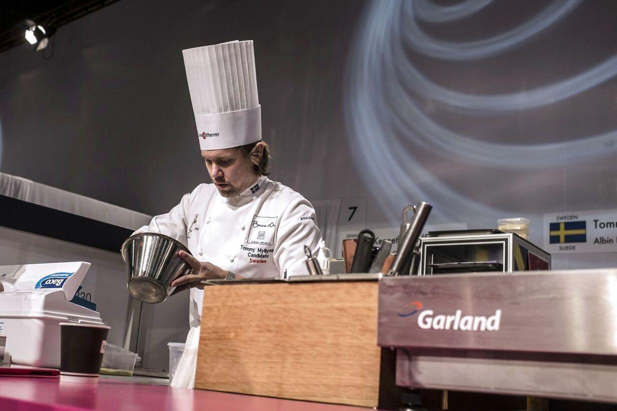 FRANCE-FOOD-GASTRONOMY-CONTEST-BOCUSE