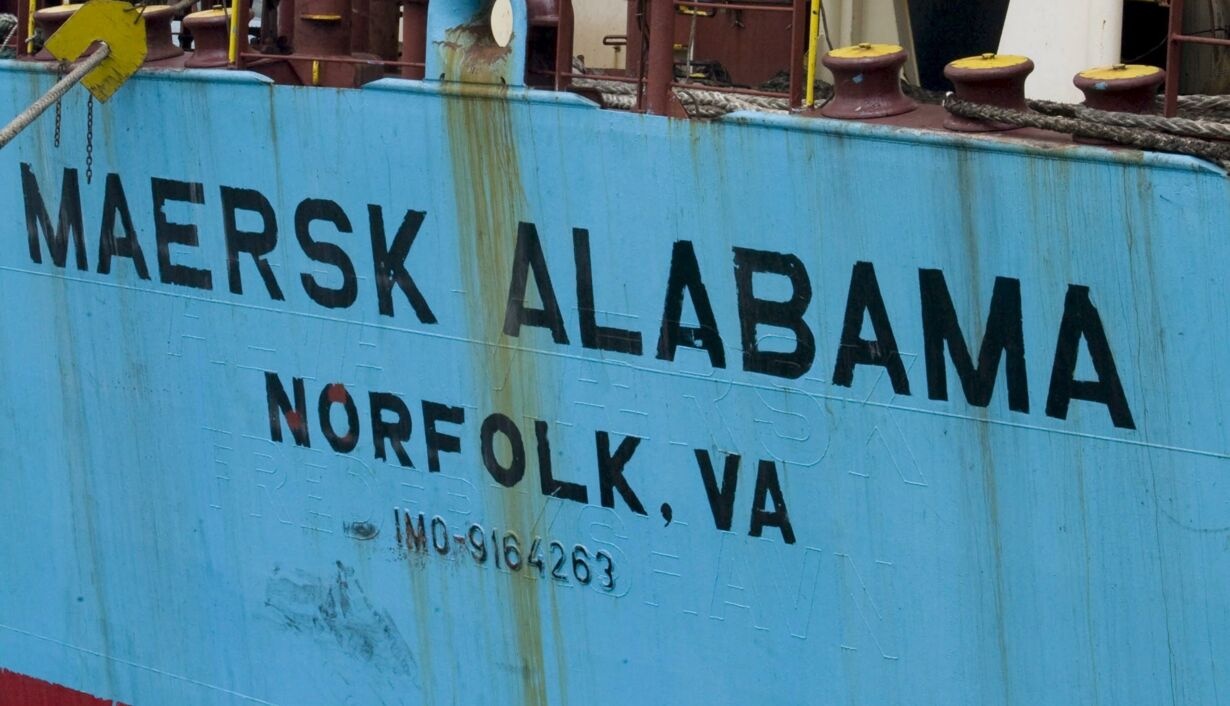 FILE KENYA MAERSK ALABAMA