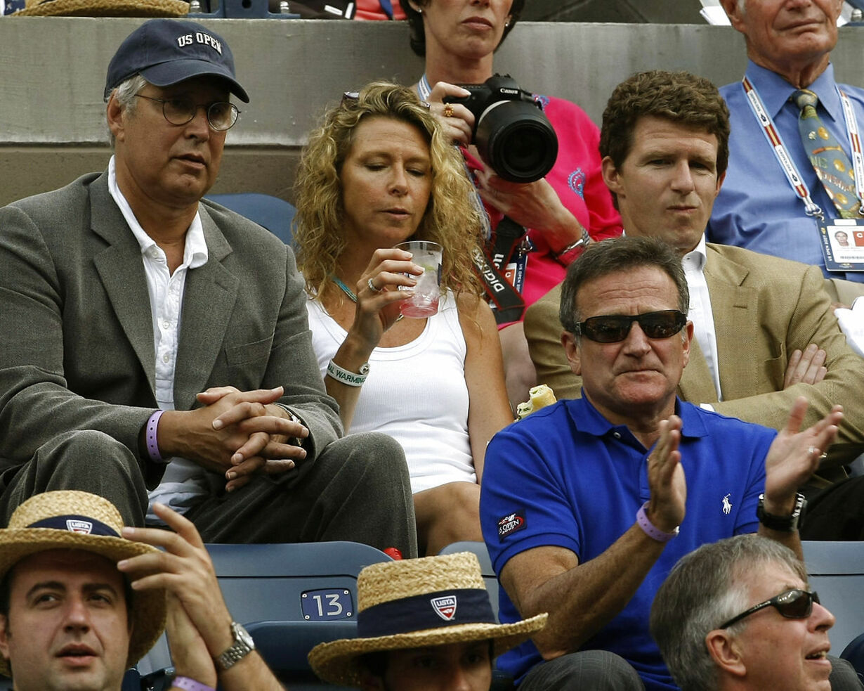 TENNIS-US OPEN-WILLIAMS-CHEVY CHASE