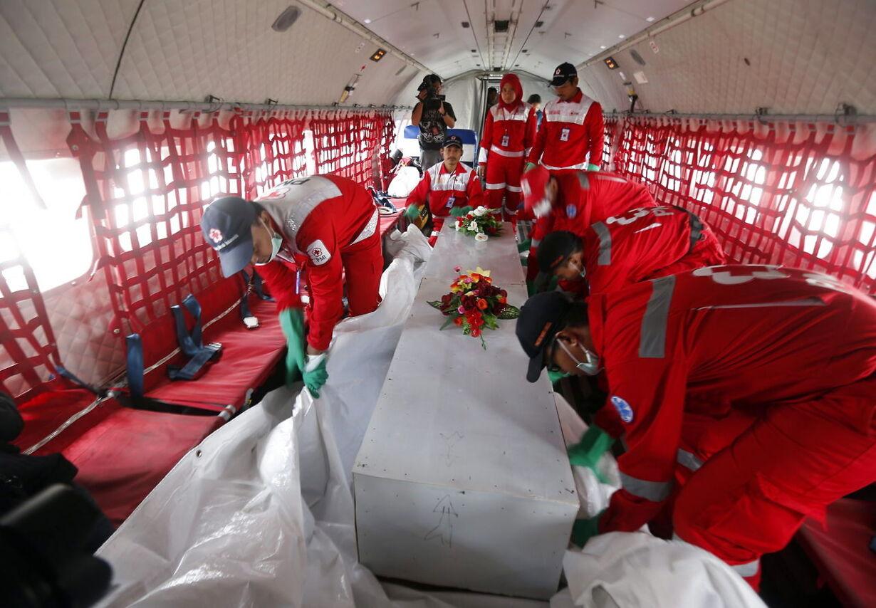 INDONESIA AIRASIA PLANE CRASH