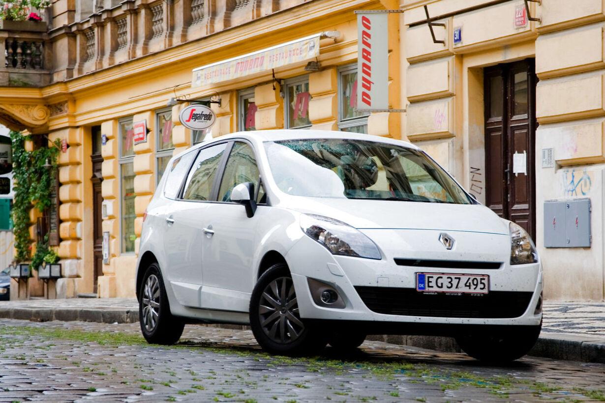9. Erhverv - Renault Grand Scenic