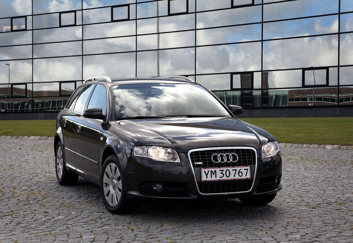 8. Erhverv - Audi A4
