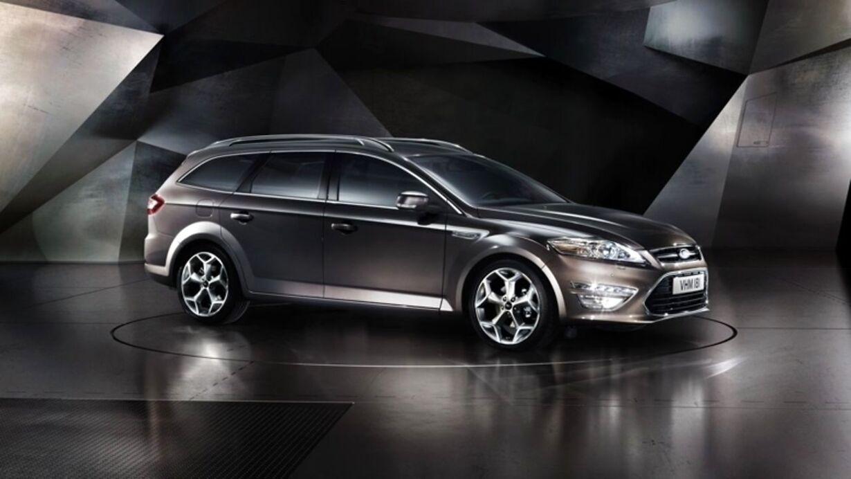 2. Erhverv - Ford Mondeo