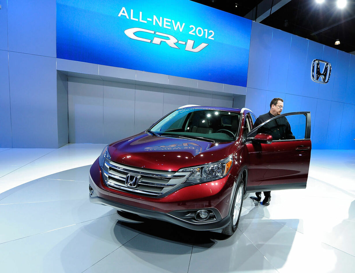 8. Privat - Honda CR-V