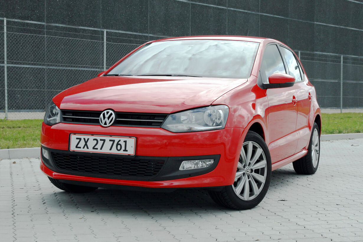 5 Privat - VW Polo