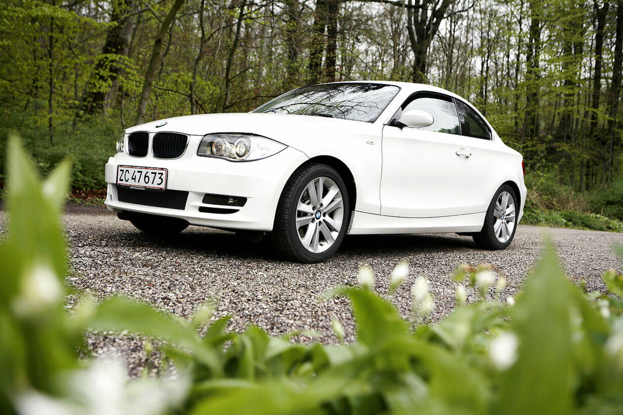 3. Privat - BMW 1 serie