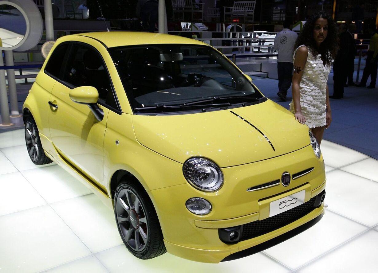 1. Privat - Fiat 500