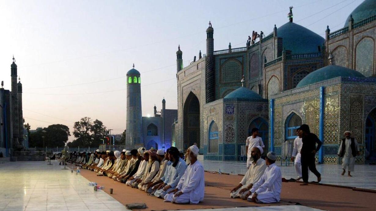 AFGHANISTAN-RELIGION-RAMADAN