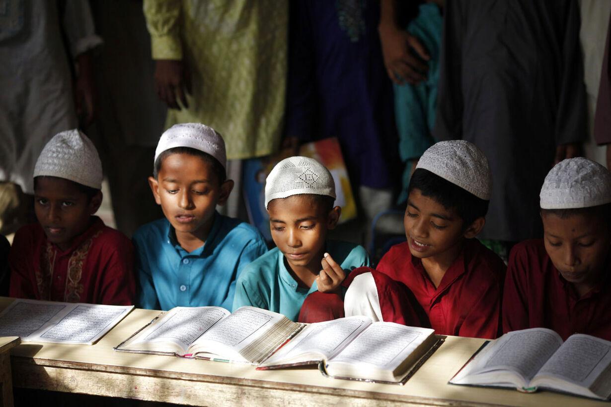 BANGLADESH/
