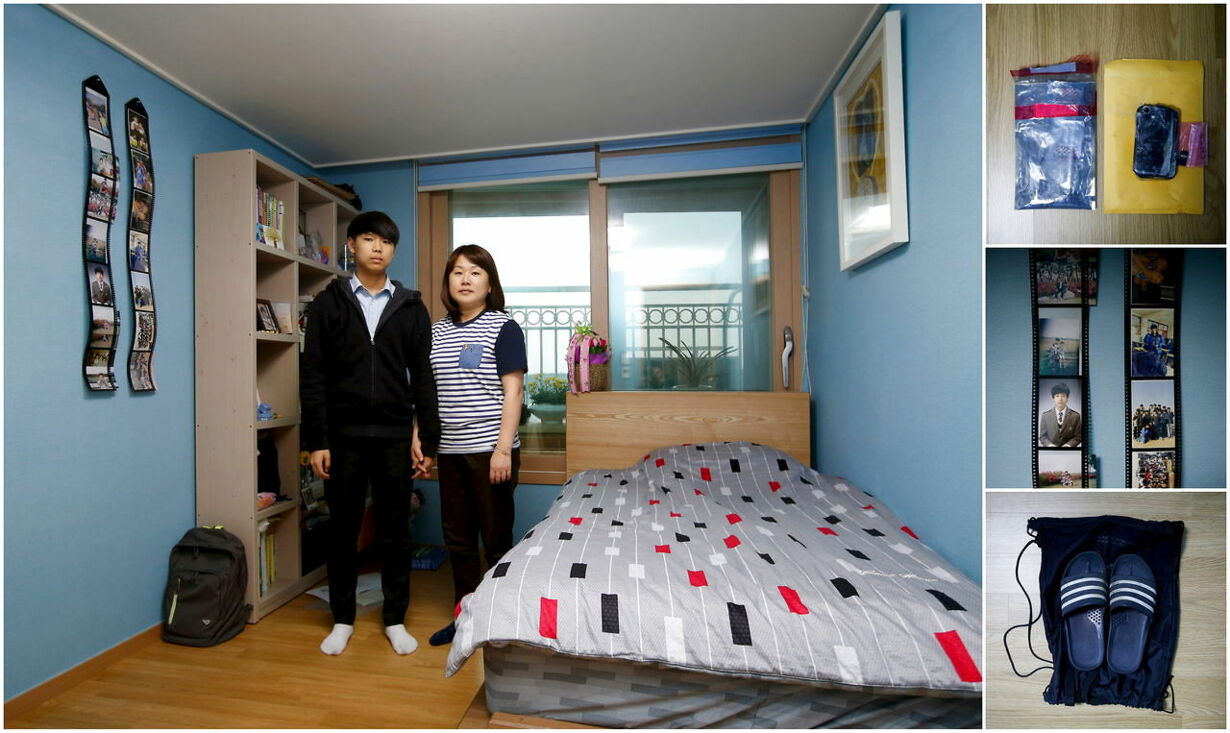 SOUTHKOREA-FERRYCHILDREN/WIDERIMAGE