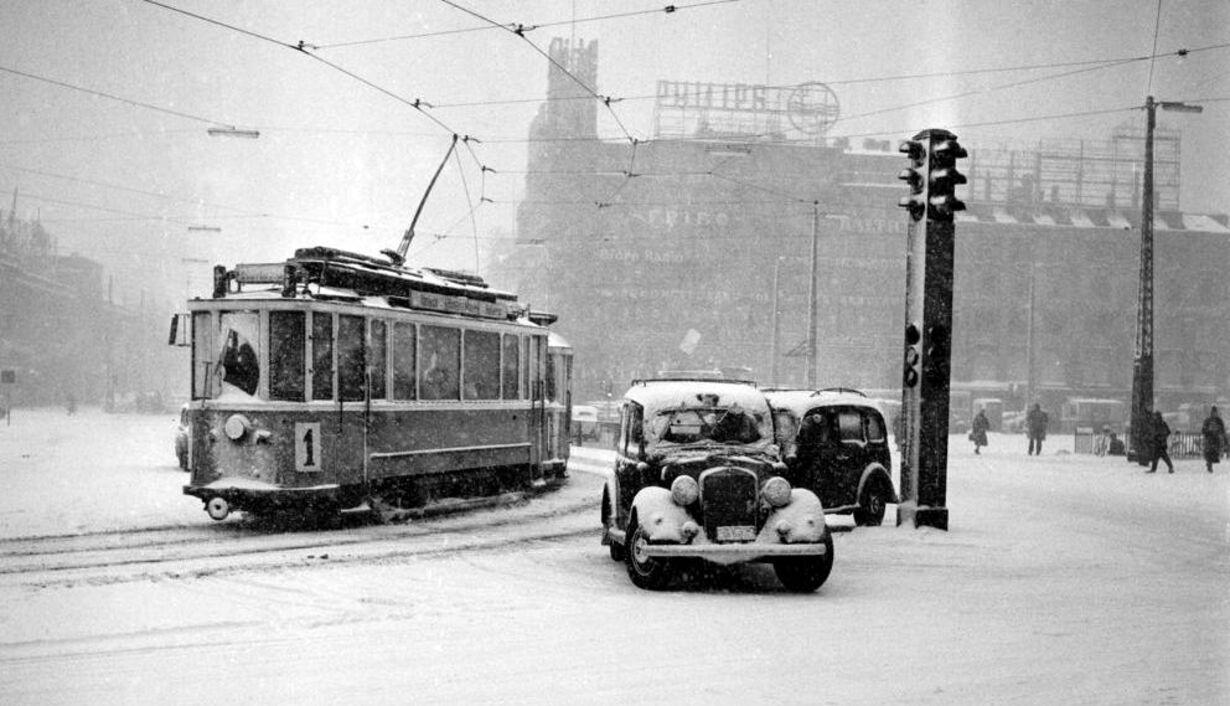 Sporvogn 1956