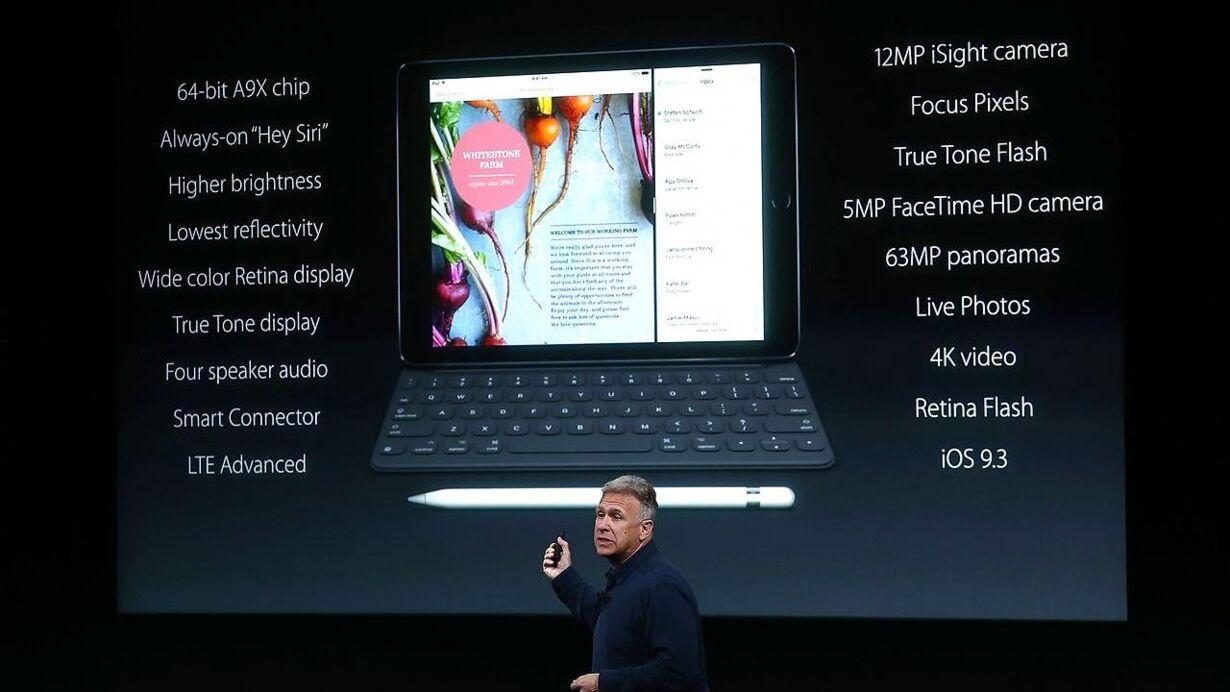 iPad tastetur