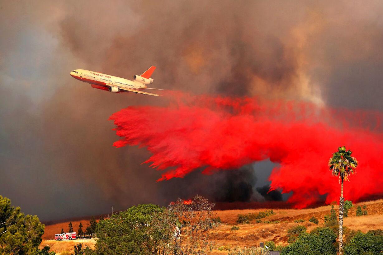 slo CALIFORNIA-FIRE/ANAHEIM