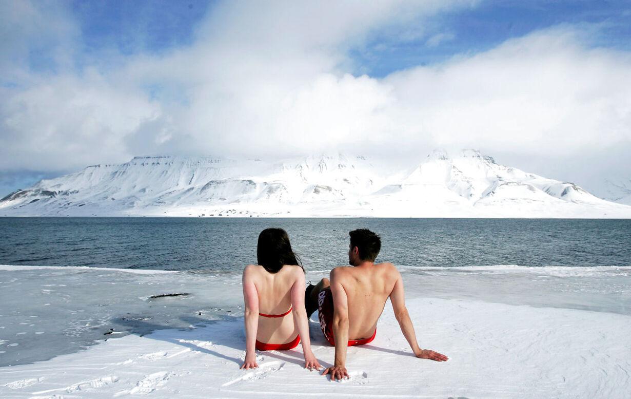 slo Arktis CLIMATECHANGE-ARCTIC/