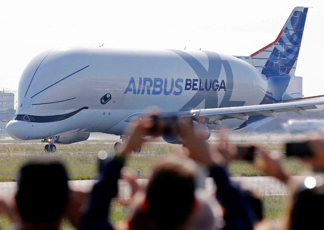AIRBUS-BELUGAXL/