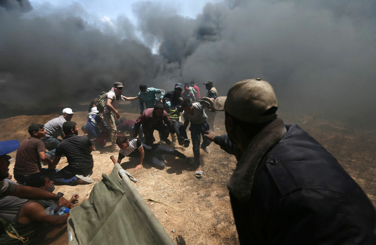 jeve ISRAEL-USA/PROTESTS-PALESTINIANS