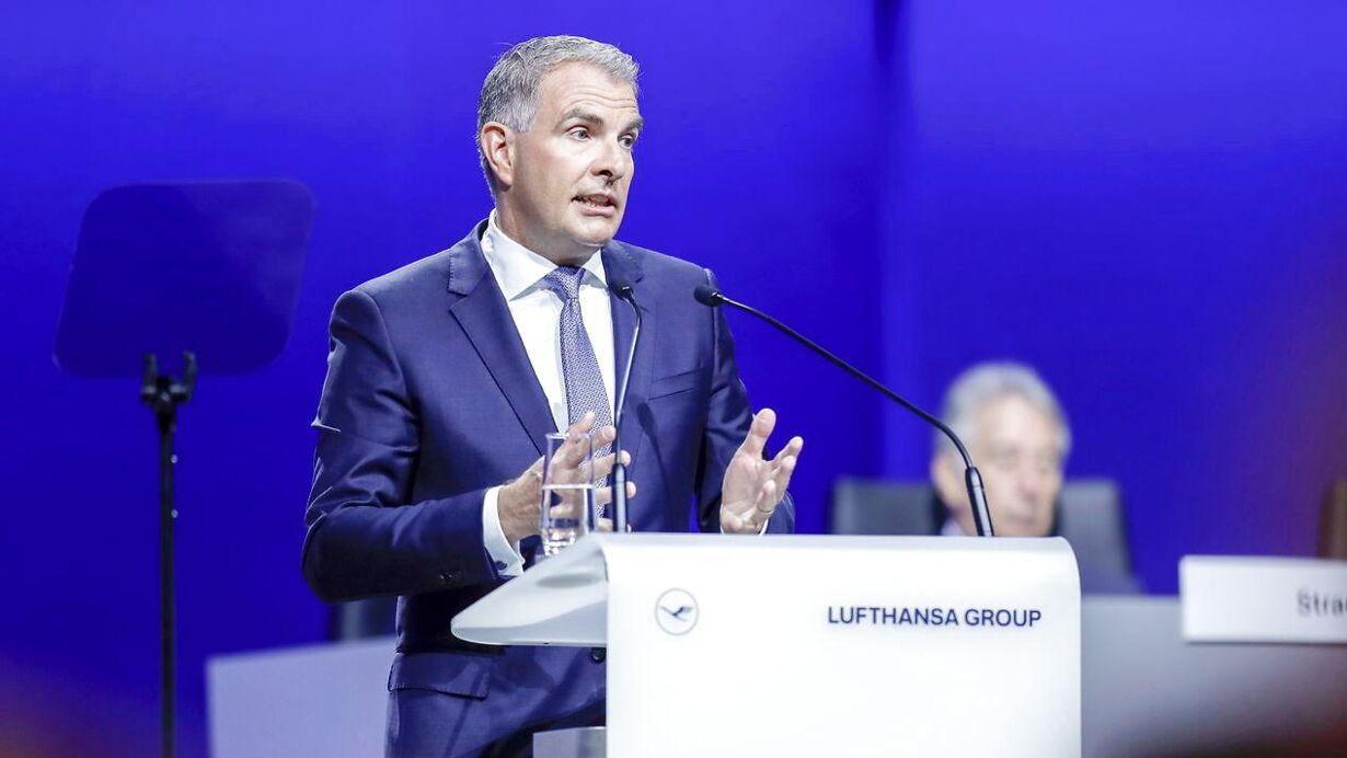 GERMANY LUFTHANSA AG
