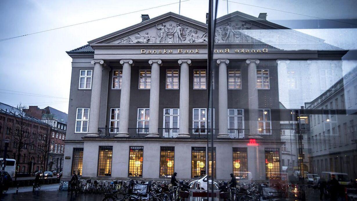Torsdag - Danske Bank efter hvidvasksagen