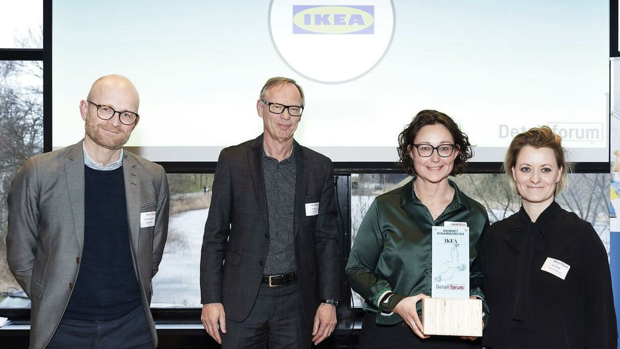Torsdag - Detailforums award