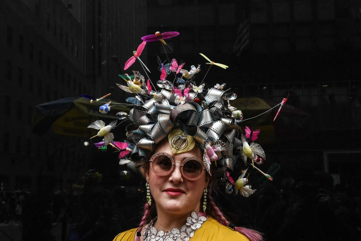 US-EASTER-BONNETS-ON-DISPLAY-AT-NEW-YORK'S-ANNUAL-EASTER-PARADE