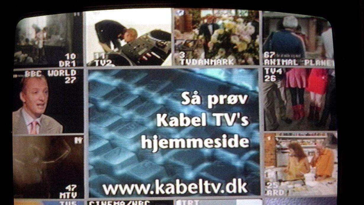 Fredag - TV