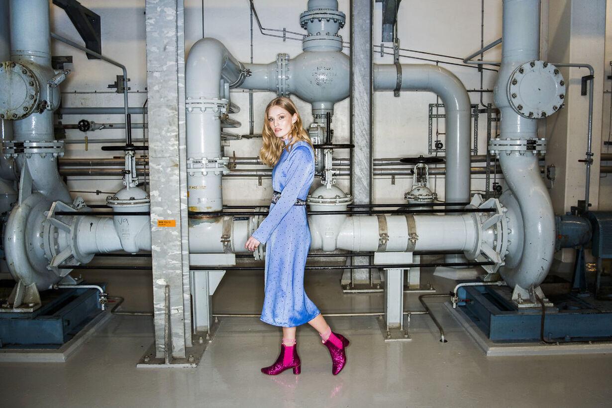 Forårs mode til B. Søndag - location barsebäck atomkraftværk