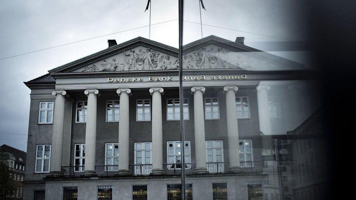 Torsdag - Danske Bank sigtes for hvidv