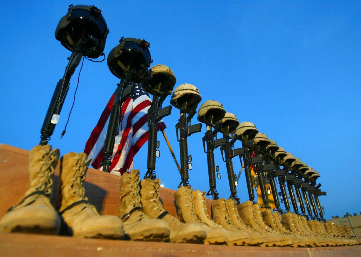 jeve IRAQ USA MEMORIAL