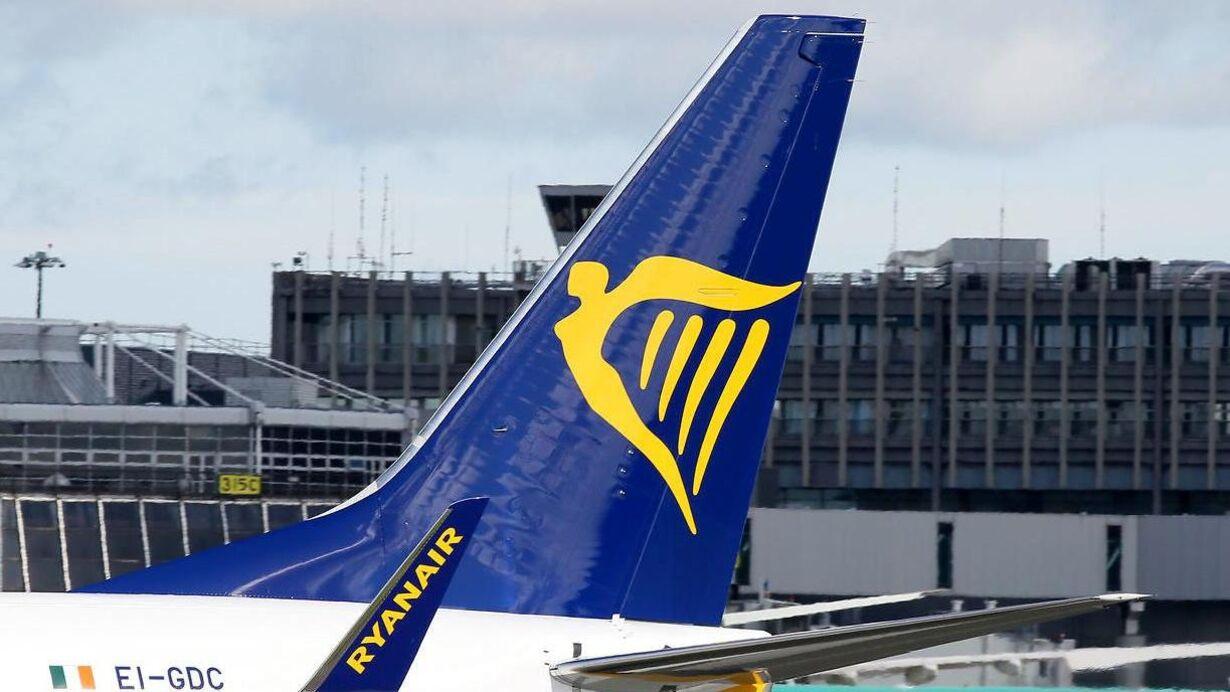 Fredag: Ryanair