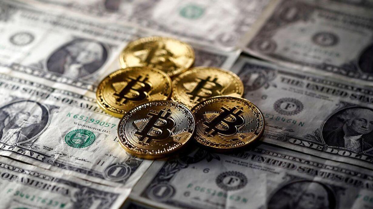 Fredag - Bitcoin