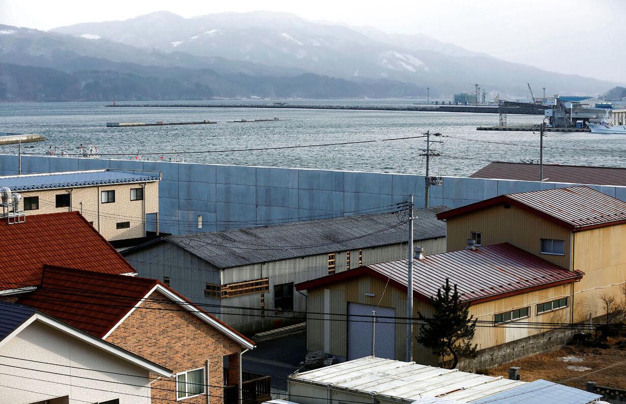 jeve JAPAN-DISASTER/SEAWALLS