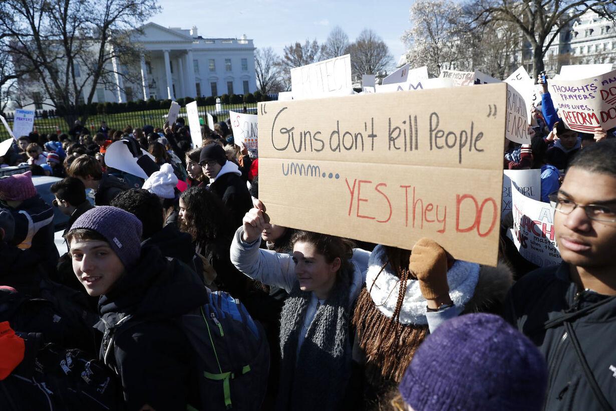jeve USA-GUNS/WHITEHOUSE