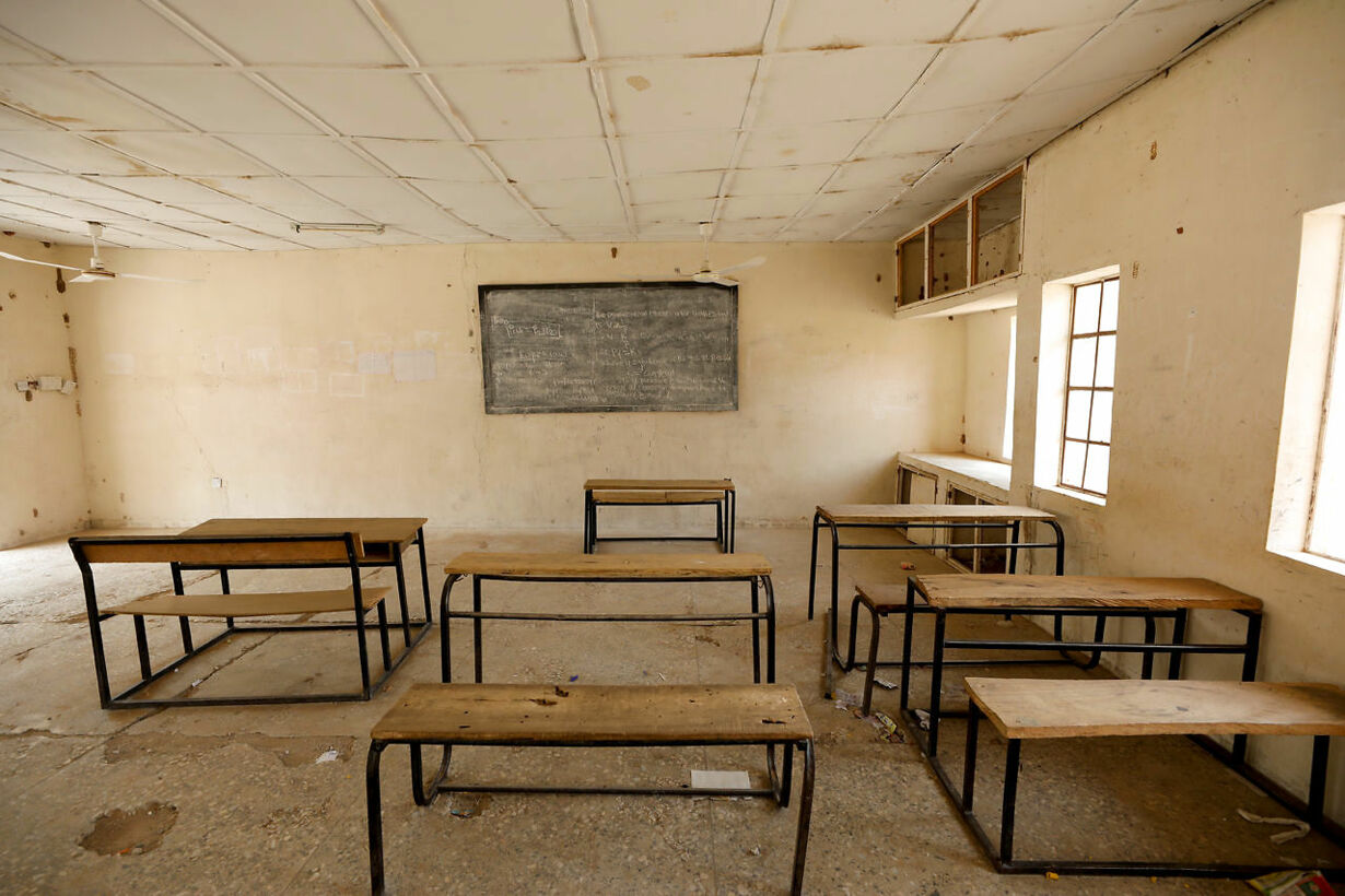 nigeria skolepiger