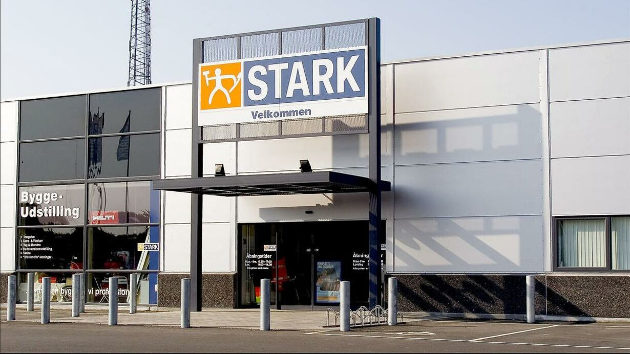 Fredag - Stark