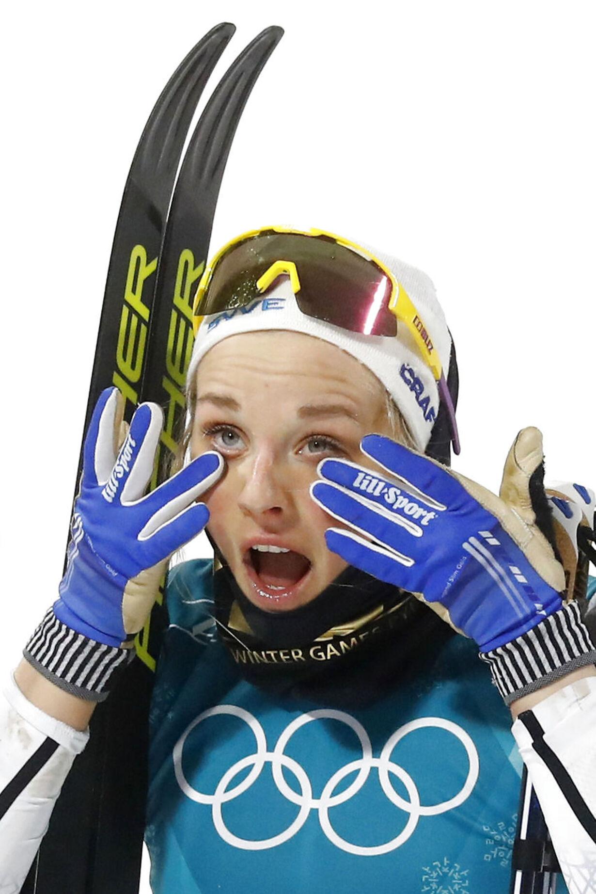 jeve OLYMPICS-2018-XCTY-SPRINT/