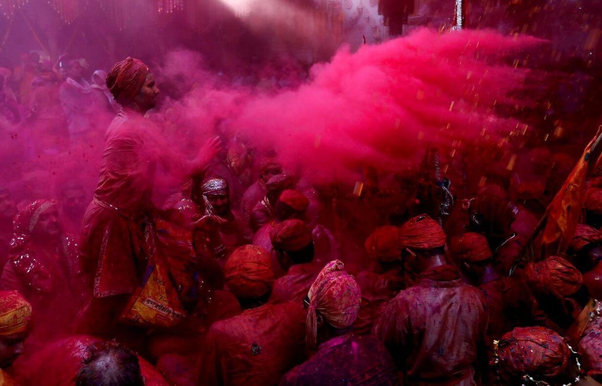 epaselect INDIA HOLI FESTIVAL
