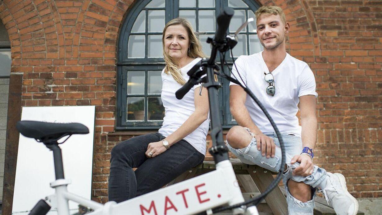 Tirsdag: Mate.bike